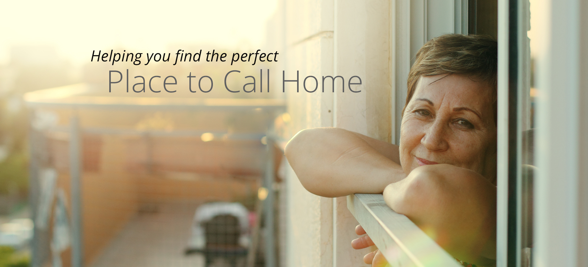 Helping you find the perfect place to call home.